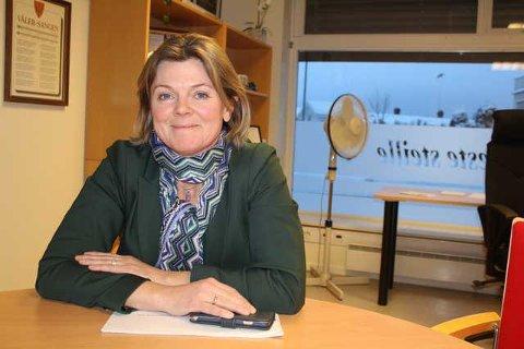 STORTINGET: Lise Berger Svenkerud ønsker topplassen i Hedmark Høyre og vil på Stortinget etter valget neste høst.