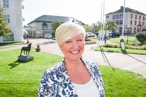 Iren Carlstrøm har operert som daglig leder i Finnskogen Natur- og kulturpark gjennom et vikariat. Nå ønsker hun jobben fast.FOTO: JENS HAUGEN