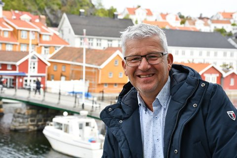 BAR PÅ EN STOR HEMMELIGHET: Namsmannen tok kontroll over økonomien til Jone Blikra.