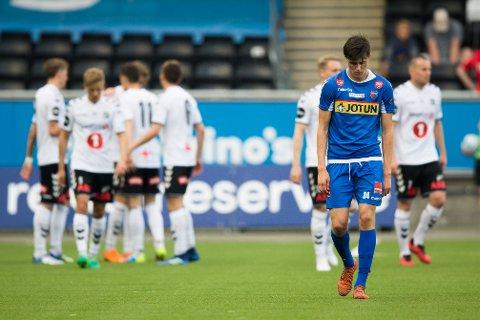 PÅ UTLÅN: Herman Solberg Nilsen blir KIL-spiller resten av sesongen.