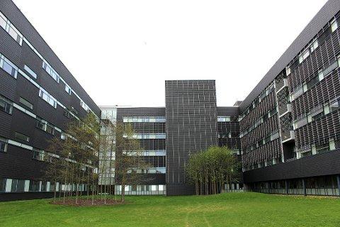 KARANTENE: Ved Akershus universitetssykehus er flere ansatte i karantene.