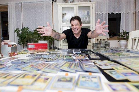 Robert Scott håper at det ligger flere skjulte skatter i samlingen.