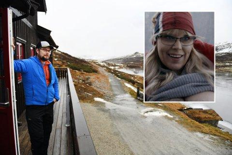 """Pål Erik Skaugen drifter Arctic Dome Rondane opplevde det som et sjokk da han fikk vite at deres overnattingsted var med i dokumentarserien """"Pornolandet""""."""