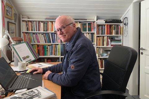FEIGHET: - Mange lærere er feige, og våger ikke å ta tak i konflikter, mener Sverre Eier.