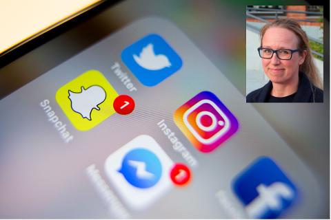 PROBLEM: Kongsvinger kommune ser et problem mot mobbing i sosiale medier. De setter nå fokus på dette i skolene.