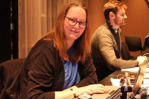 FART PÅ INNLANDET: Nyvalgt leder i Innlandet Arbeiderparti, Lise Selnes fra Nord-Odal, vil ha fart på Innlandet.