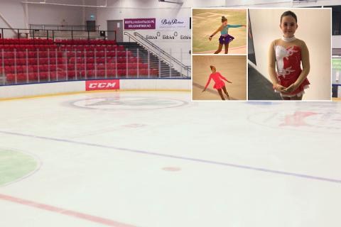 Medlemmene i Kongsvinger kunstløp opplever at folk slutter fordi isen er borte i fire måneder. – Dette er urettferdig.