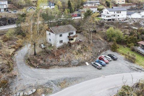 KAN GI STOR FORTJENESTE: Denne eiendommen ble kjøpt for 1,8 millioner kroner i 2007. Nå ligger den ut til salg for 20 millioner kroner.