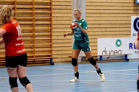 BYTTER KLUBB: Kongsvingerjenta Mia Humborstad Westgaard går fra eliteserieklubben Sola til 1. divisjonsklubben Fjellhammer. Bakspilleren, som spiller for det canadiske landslaget, prioriterer mer spilletid og studier fra høsten av.