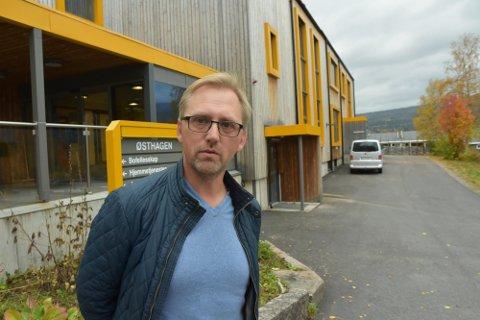 Jørn-André Stenseth blir ny avdelingsdirektør på NAV Kongsvinger. Arkivfoto