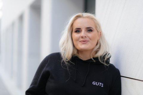 FÅTT HPV: 23-åring Martine Halvorsen har fått HPV, til tross for at hun har tatt vaksine.  Foto: Anton Soggiu