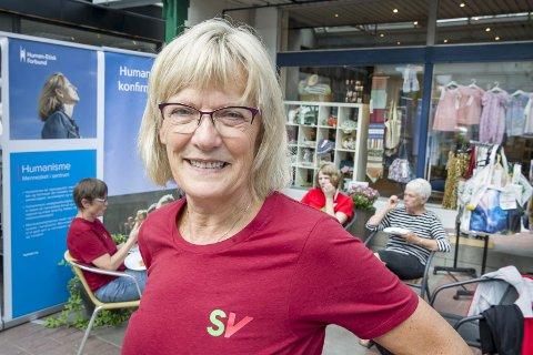 Nær stortingsplass: Målingen fra Respons Analyse gir SV og Karin Andersen direkte stortingsmandat fra Hedmark. FOTO: JENS HAUGEN