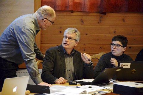 Inga Gudrun Hyrve (til høyre) er instilt til jobben som ny kommunalsjef i Sel.