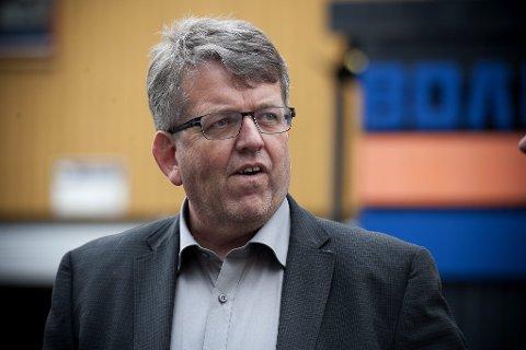 Tidligere orfører i Vågå vil ha saken sin gjenopptatt. Her er han avbildet ved en tidligere anledning.