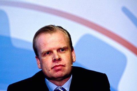 Svein Tore Holsether har vært toppsjef i Yara siden 2015.