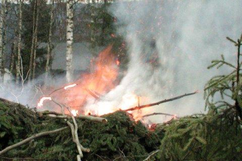 Brannvesenet i Innlandet er bekymret for at de må rykke ut på småoppdrag som utsetter dem for smittefare.