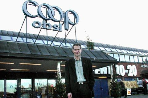 Coop på Rudshøgda skal skille ut byggeavdelingen i eget bygg, forteller administrerende direktør for Coop Innlandet, Olav Rønningen til avsa Ringsaker blad.
