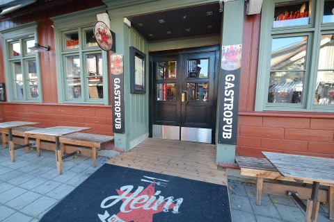 Heim borte fra Lillehammer: Nå kan lillehamringene besøke Heim også når de er i hovedstaden. Fredag åpner Heim en ny gastropub med samme konsept som på Lillehammer på St. Hanshaugen i Oslo.  Foto: Kine Søreng Hernes