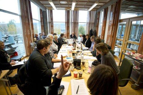 HØGSKOLESTYRET: Styret ved Høgskolen i Lillehammer vedtok mot to stemmer å ikke lyse ut bachelorstudium i film- og fjernsyns-vitenskap.