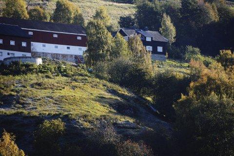 Bjørge Søre ligger på solsida rett sør for Ringebu sentrum.