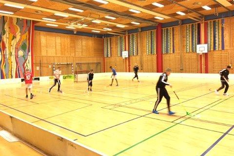 Spillere i alderen 2001 til 2003 har nå et innebandytilbud på Vinstra.