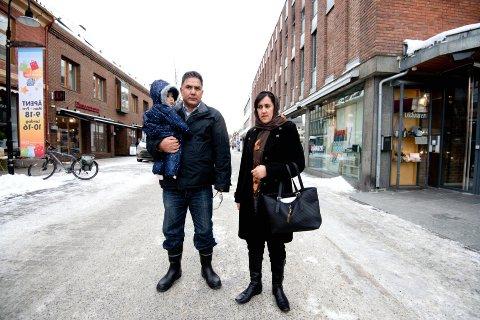 Begrenset vern: Ziay Abdulvahab fra Afghanistan ble innvilget beskyttelse i Norge på grunn av en utsatt posisjon i Afghanistan da han kom. Myndighetene mener ikke lenger det er grunnlag for fortsatt opphold, og han må ut etter 14 år. Foto: Torbjørn Olsen