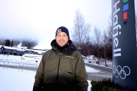 Per-Kristian Hunder fra Øyer mener det er realistisk å tro at Hafjell kan bli et norsk Aspen.