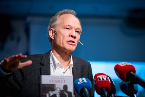 FOREDRAG I LILLEHAMMER: Tirsdag holder Tor Bomann-Larsen forelesning i pensjonistuniversitetet. Foto: NTB scanpix