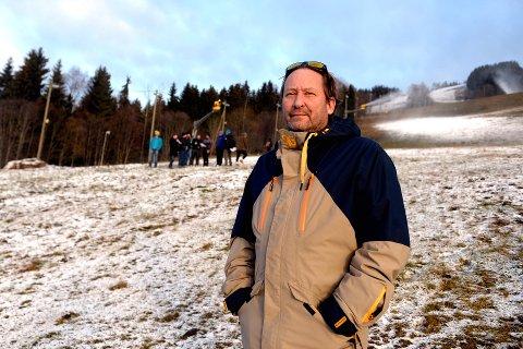 Henning Andersen, leder for den norske X Games-arrangøren Sahr Production, har endelig kunnet bekrefte Hafjell-arrangementet i 2017.
