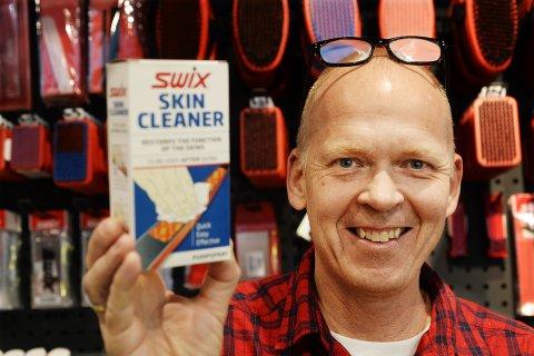 NYTT: Håvard Moheim og Swix skal utvikle flere produkter for felleski.