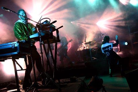 """Highasakite er nominert til Edvardprisen for albumet """"Camp Echo""""."""
