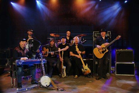 Vassendgutane er et populært band i distriktet.