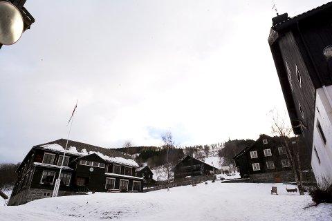 Asylmottak: Klones blir permanent asylmottak for 155 i minst tre år, kanskje seks, og 16 bygningar er nå lagt ut for sal med ein prislapp på sju millionar kroner.Foto: Ketil Sandviken.