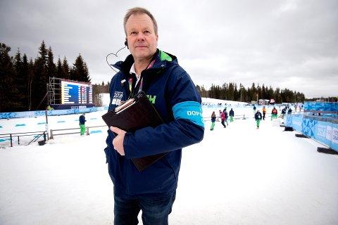 Antidoping Norge er på plass med sju av sine kontrollører under Ungdoms-OL. En av dem er Einar Kavli, som til daglig har Oppland og Hedmark som sitt ansvarsområde.