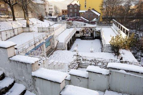 Terrassen kan tas i bruk neste sommmer dersom alt går etter planen. (Arkivfoto)