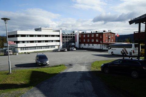 Thon hotell Skeikampen har hatt koronasmitte blant sine gjester.