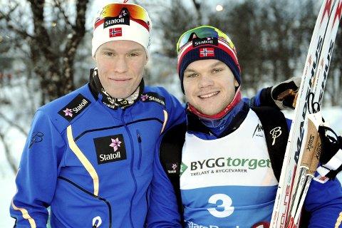 Martin Løwstrøm Nyenget og Håvard Solås Taugbøl er vil begge være en del av landslaget i langrenn kommende sesong. Førstnevnte går inn på allroundlandslaget, mens Taugbøl går inn på sprintlandslaget.
