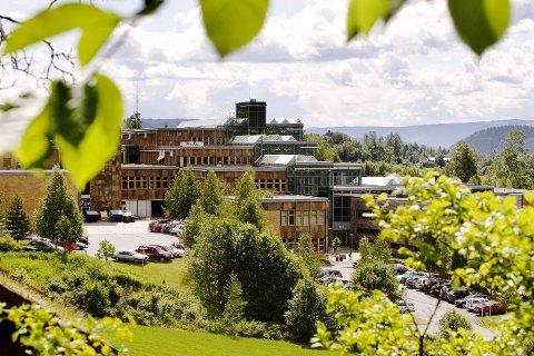 Ansatte ved Høgskolen i Innlandet kanbli tatt ut i streik fra 24.mai hvis ikke mekling fører fram.