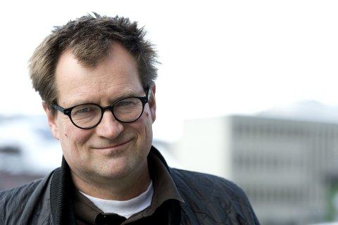 PRODUSENT: Finn  Gjerdrum i selskapet Paradox, er den ene av produsentene for Utøya-filmen til Erik Poppe.