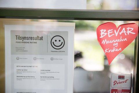 Smilefjesordning: Nesten alle spisestedene i Gudbrandsdalen som til nå er kontrollert av Mattilsynet har fått et smilefjes som tilsier gode resultater. Noen dog etter å ha forbedret seg i ettertid av en tidligere kontroll.