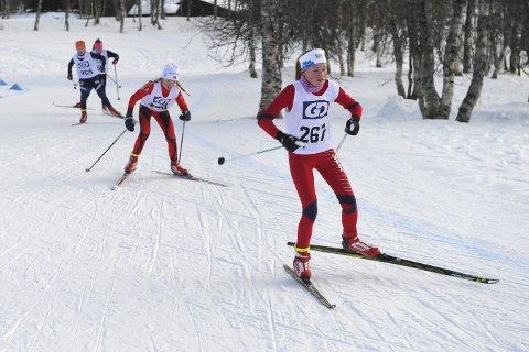 Glimt fra sesongens første renn i GD-cup som ble arrangert på Skeikampen.