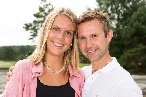 Elise Edvardsen fra Mesnali og Øyvind Leine Thuen traff hverandre i 2013. Nå bor de sammen i Valdres og skal gifte seg.