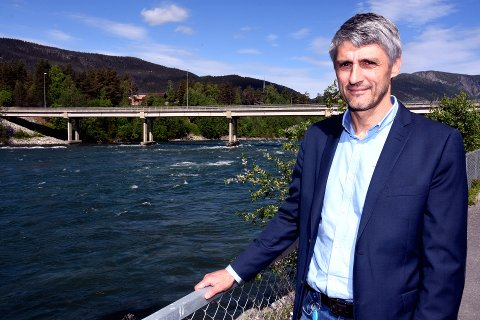Per Oluf Solbraa er konsernsjef i Gudbransdal Energi.