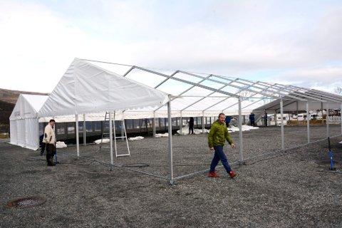 Campingvert Tor Erik Moen håpar på god oppslutning til historias andre Rock 'n Rein i Sjodalen.