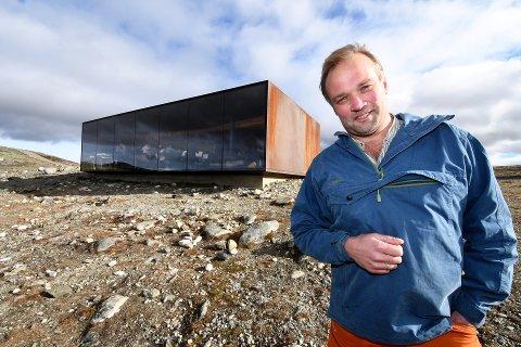 KNALLSTART: Øystein Rudi & co. har etablert en ny festival i rekordfart.