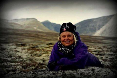 OKTOBERVINNEREN: Rita Helen Kleivheig tok beste oktoberbilde.