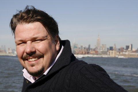 Trond Morten Kristensen Venaasen har skrevet manuset til en internasjonal storfilm som spilles inn i Trondheim til våren.