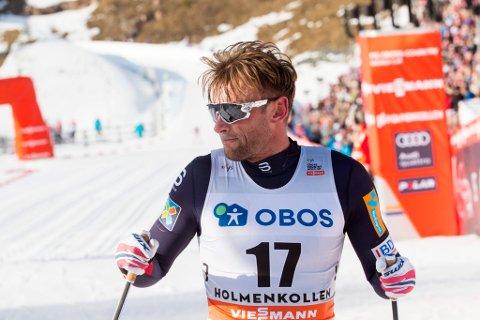 Etter en turbulent uke stiller Petter Northug til start på Gålå.