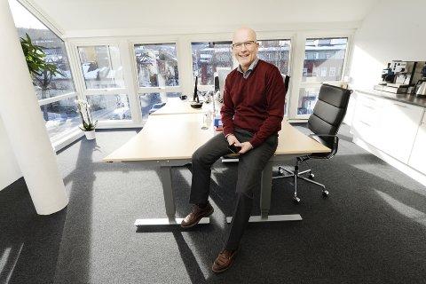 Jan Tore Meren er innstilt som ny styreleder i Giax.