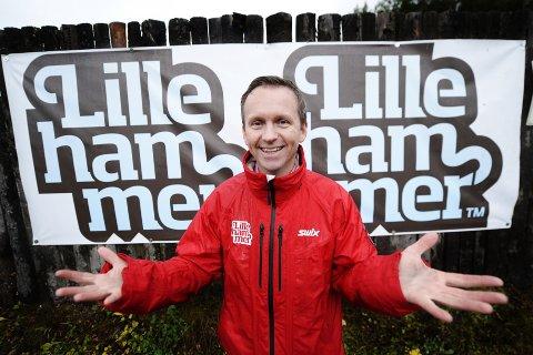 KRISEHJELP: Visit Lillehammer får 1,6 millioner kroner i støtte fra Innlandet fylkeskommune. - Det er god hjelp her og nå, sier reiselivssjef Ove Gjesdal .